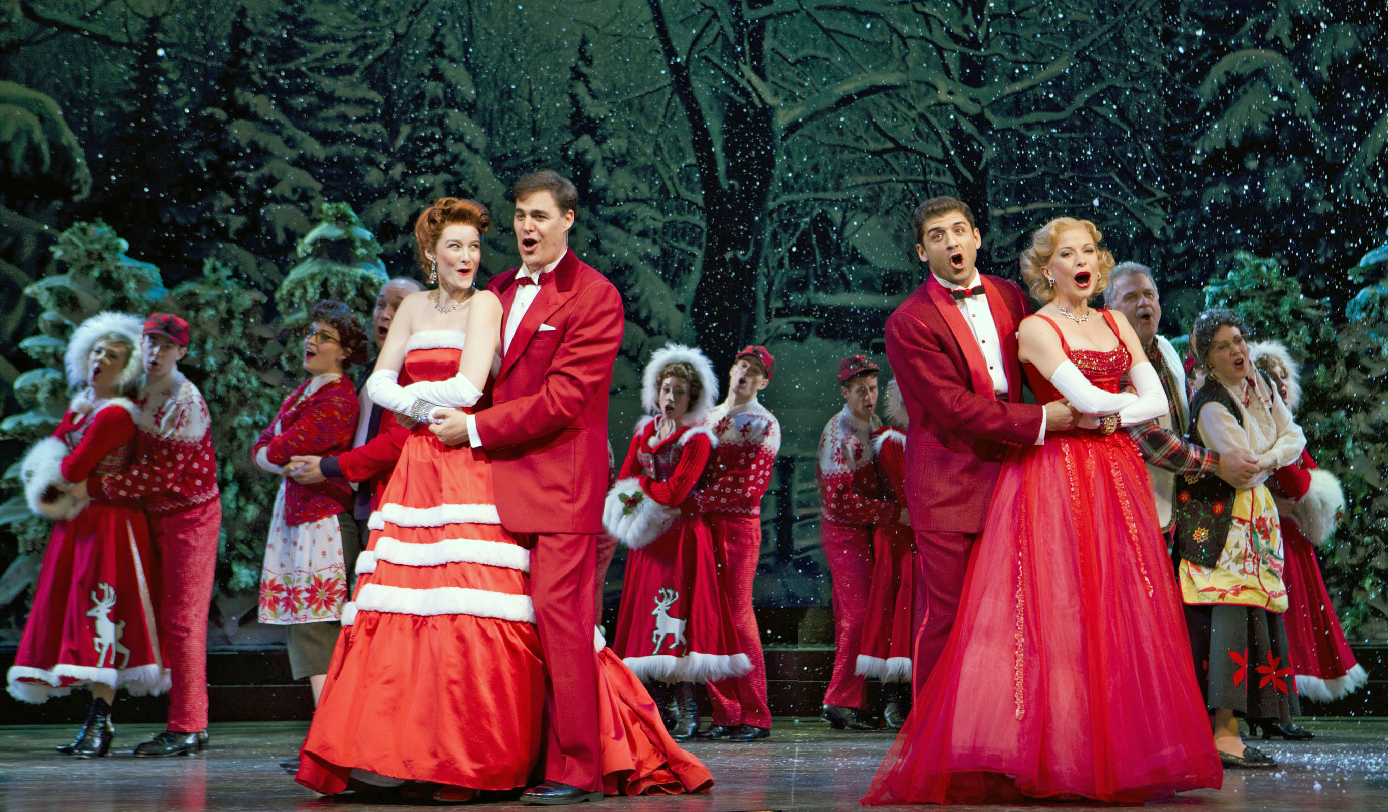 "Better Than Broadway: ""White Christmas"" at Paper Mill Playhouse ..."