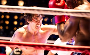 "The ""sweet science"": Andy Karl as Rocky Balboa (Photo: Matthew Murphy)"