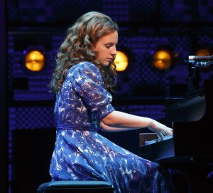 Jessie Mueller as Carole King (Photo: Joan Marcus)