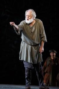 John Lithgow as King Lear (Photos: Joan Marcus)