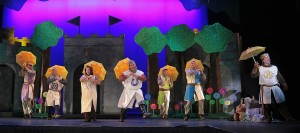 "A third ""Spamalot"" pic. Why not?"