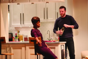 Janeece (Roslyn Ruff) and Randall (Andrew Hovelson) complete a fiery foursome