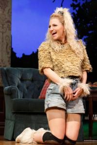 WOOF! Annaleigh Ashford as Sylvia