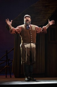 Danny Burstein as Tevye (Photos: Joan Marcus)
