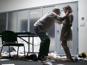 "Jeff Daniels and Michelle Williams in ""Blackbird"""