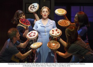 "Jesse Mueller in ""Waitress"""