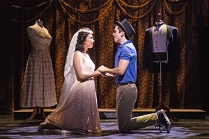 "Belinda Allyn and Matt Doyle as Maria and Tony (""One Hand, One Heart"" duet)"
